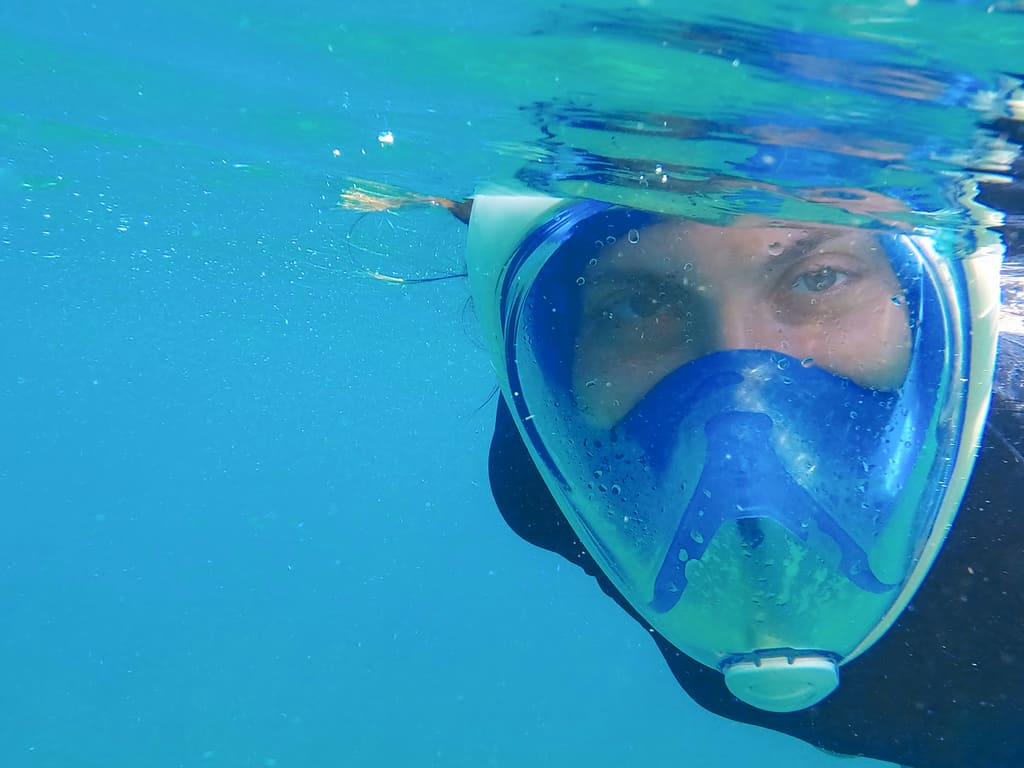Best Masks for Snorkeling Covering your Face