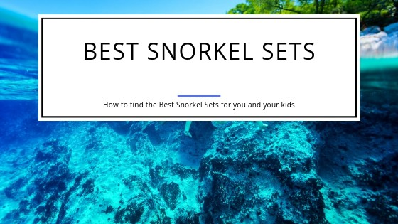 Buying Guide to find the Best Snorkel Sets