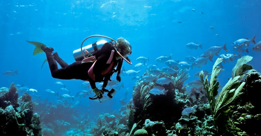 Using an air integrated scuba diving computer
