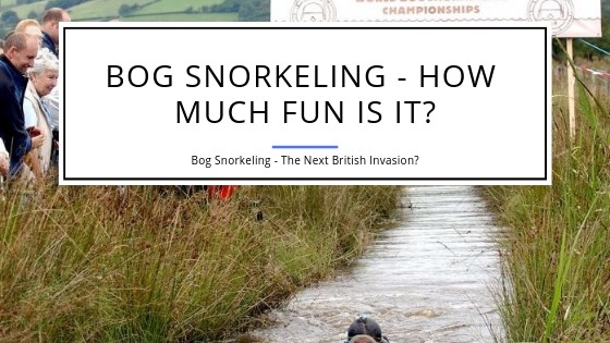 Bog Snorkeling - What is it