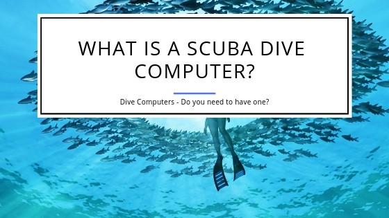 What is a scuba diving computer