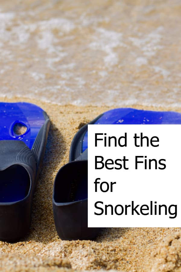Find the Best Snorkeling Fins - Pin