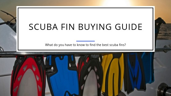 Scuba Fin Buying Guide