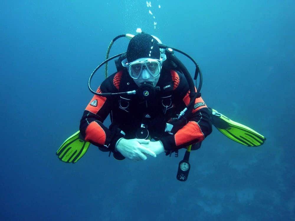 Scuba Gear and its Cost