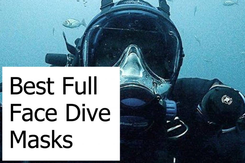 Guide on how to find the best full face scuba diving mask