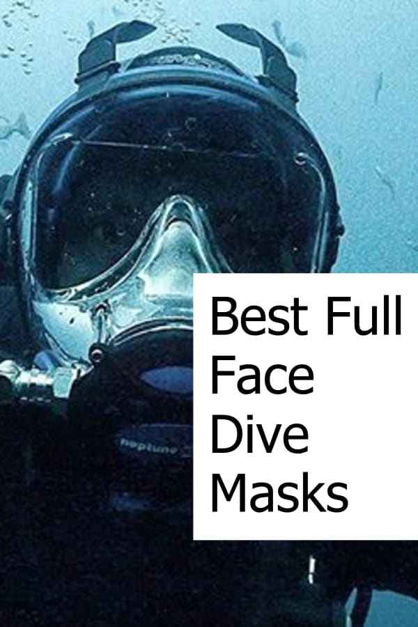 How to find the best integrated mask for scuba diving