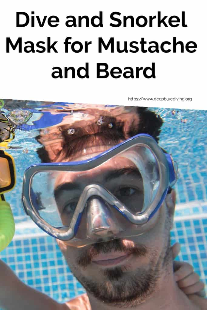 Find the Best mask for mustache and beard for snorkeling and diving