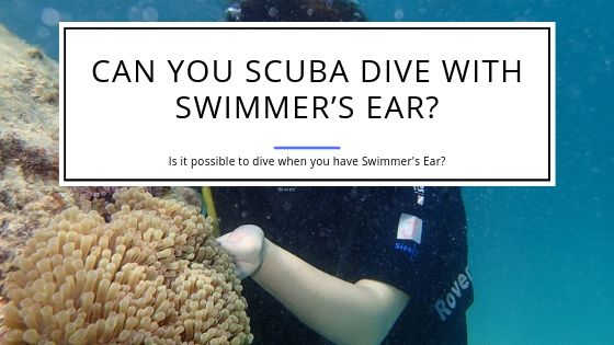 Can You Scuba Dive with Swimmers Ear