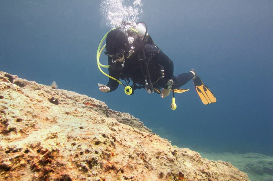 Can you scuba dive when you cannot swim