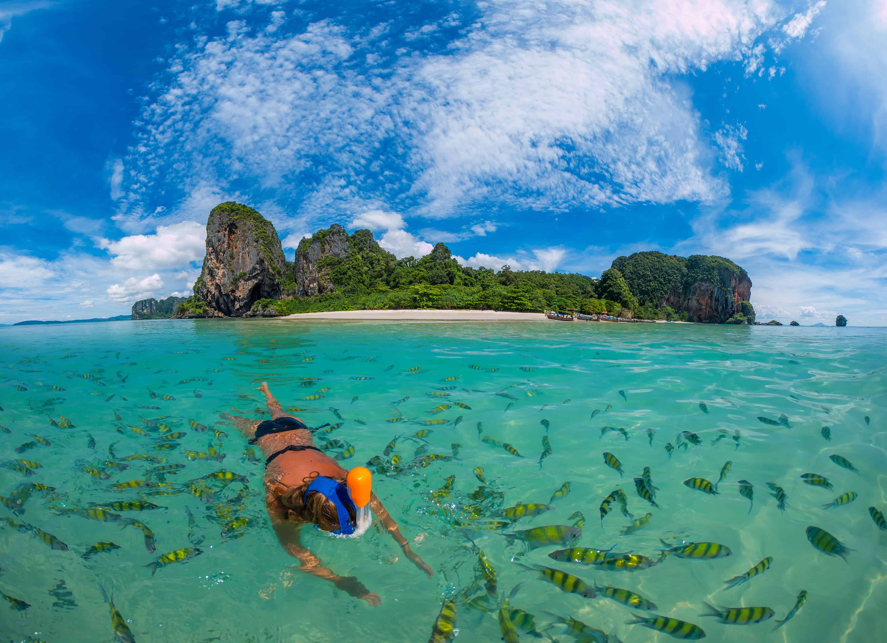 Is Snorkeling a good Cardio Exercise