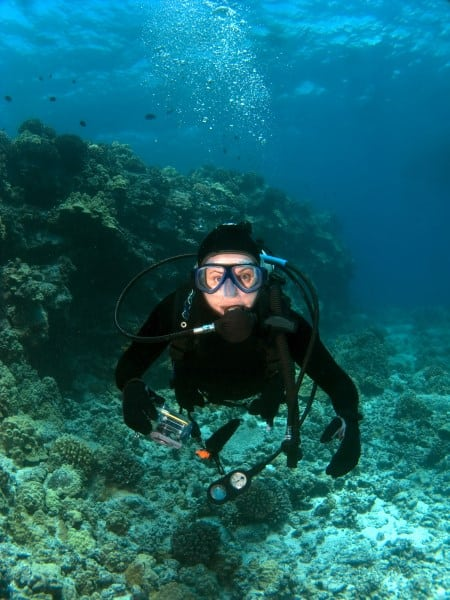 What Swimming Skills Do You Need to Scuba Dive?