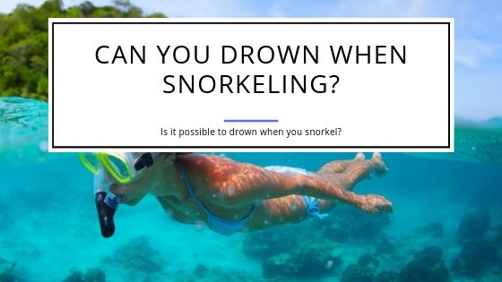 Can You Drown When Snorkeling