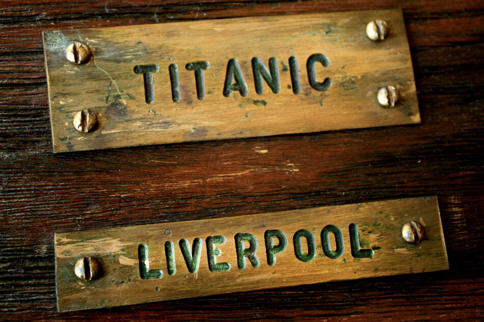 Diving to the Titanic