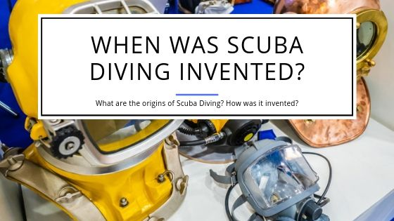 When Was Scuba Diving Invented