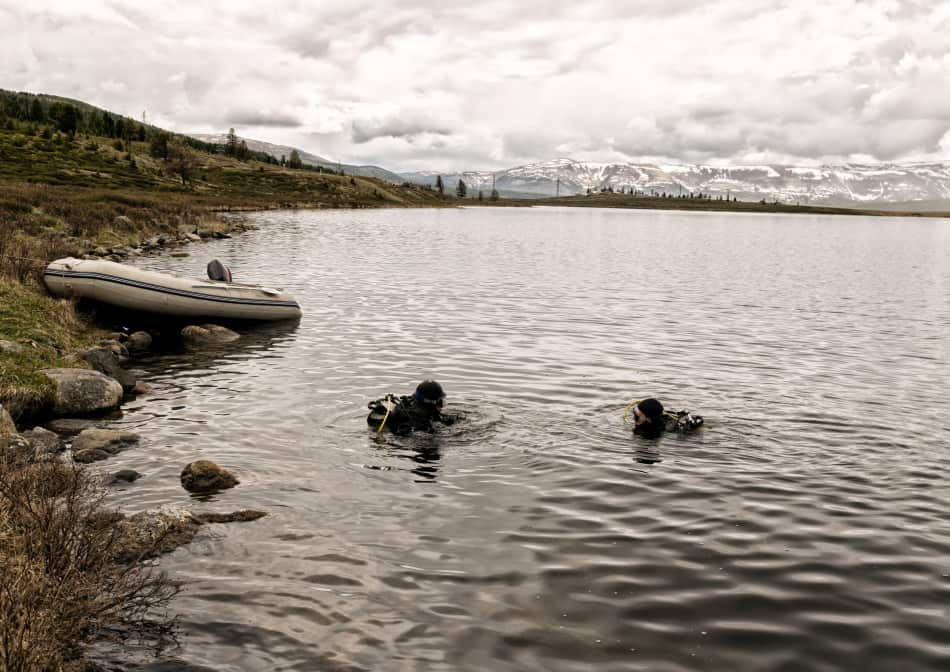 Scuba Diving in freshwater lake - Do you as a scuba diver prefer to dive in fresh water vs salt water?