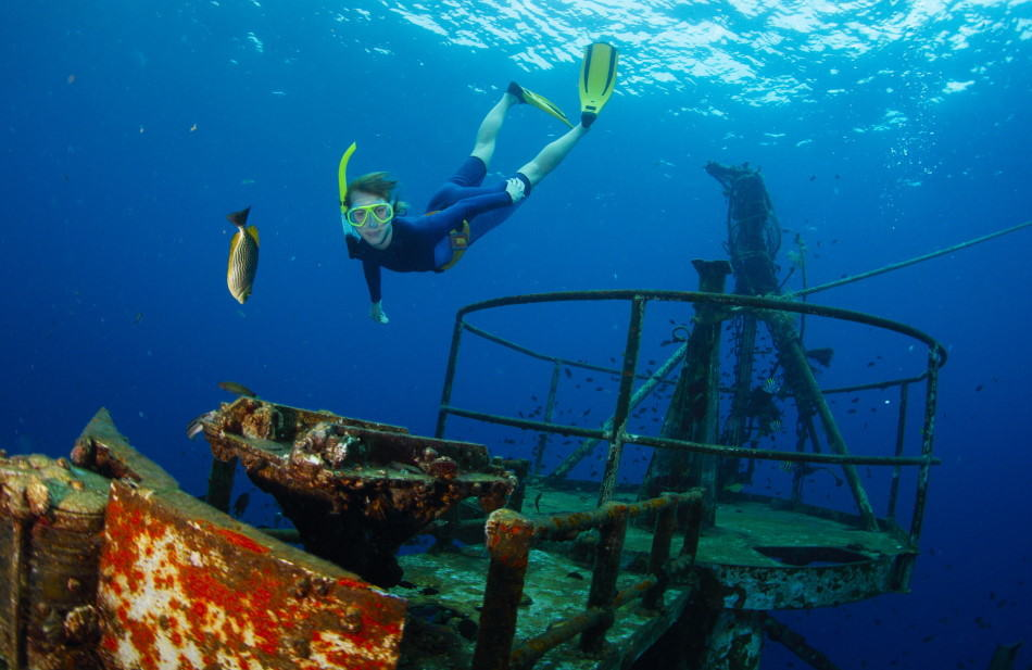 What you need to know to skin dive