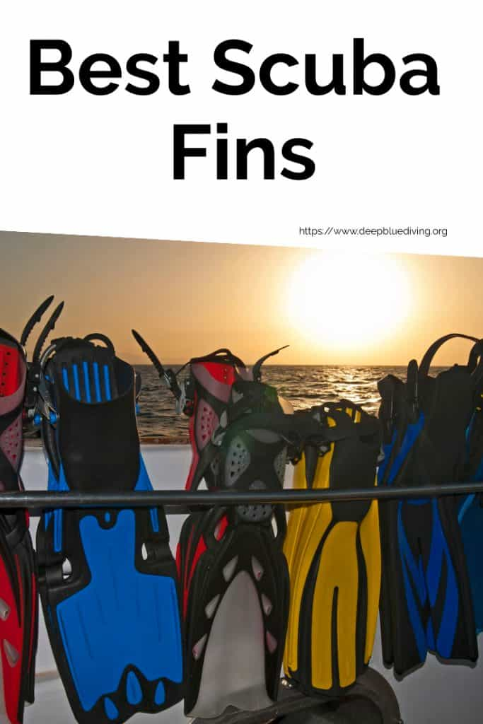 Guide and reviews of the fins for scuba divers to ensure your best scuba diving experience