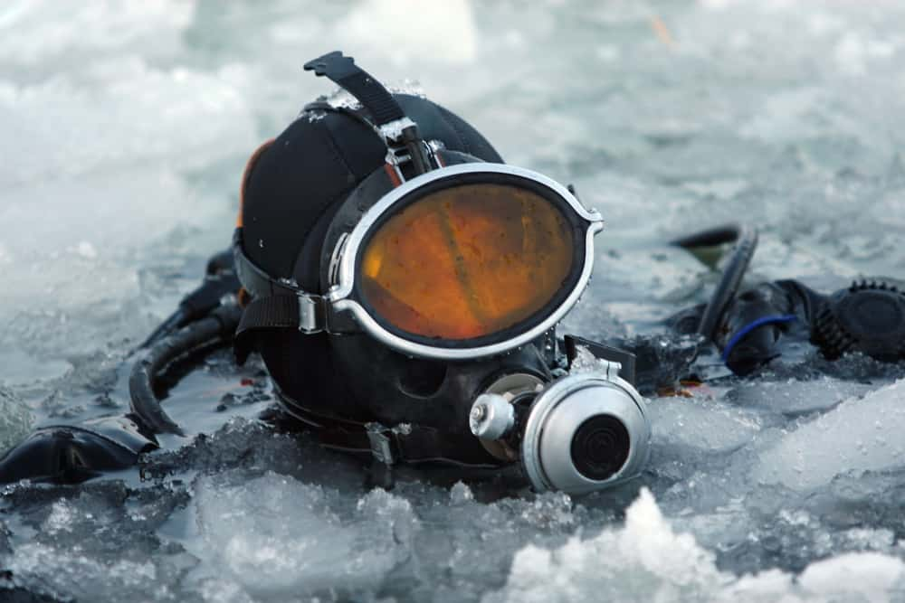 Risk of diving - Hypothermia