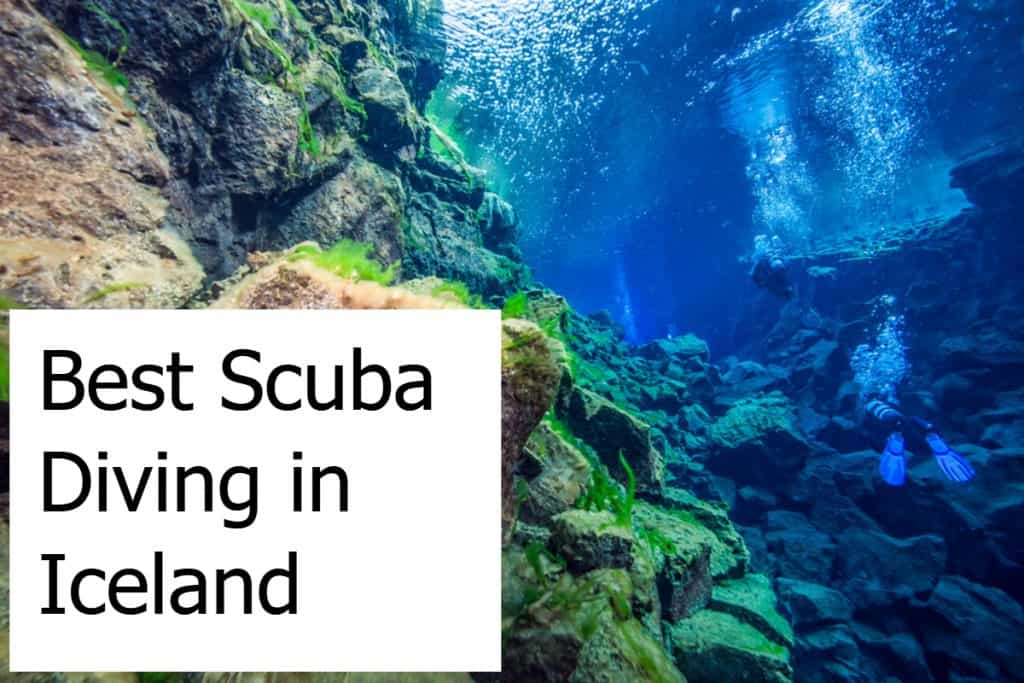 Best Scuba Diving in Iceland