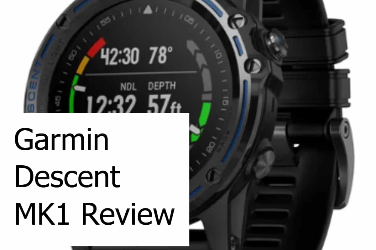 Garmin Descent MK1 Review