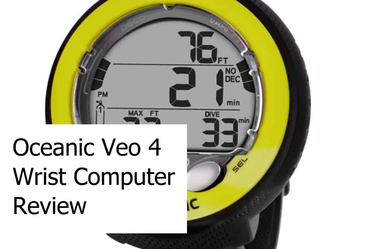 Oceanic Veo 4 Wrist Computer Review