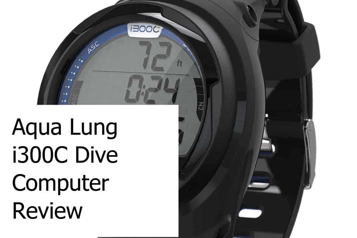 Aqua Lung i300C Dive Computer Review