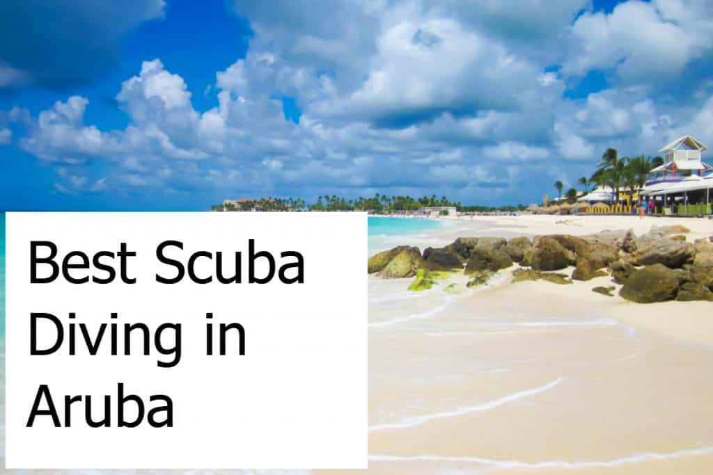 Best Scuba Diving in Aruba
