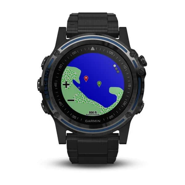 Garmin Descent MK1 Location Display - A dive mode for each requirement