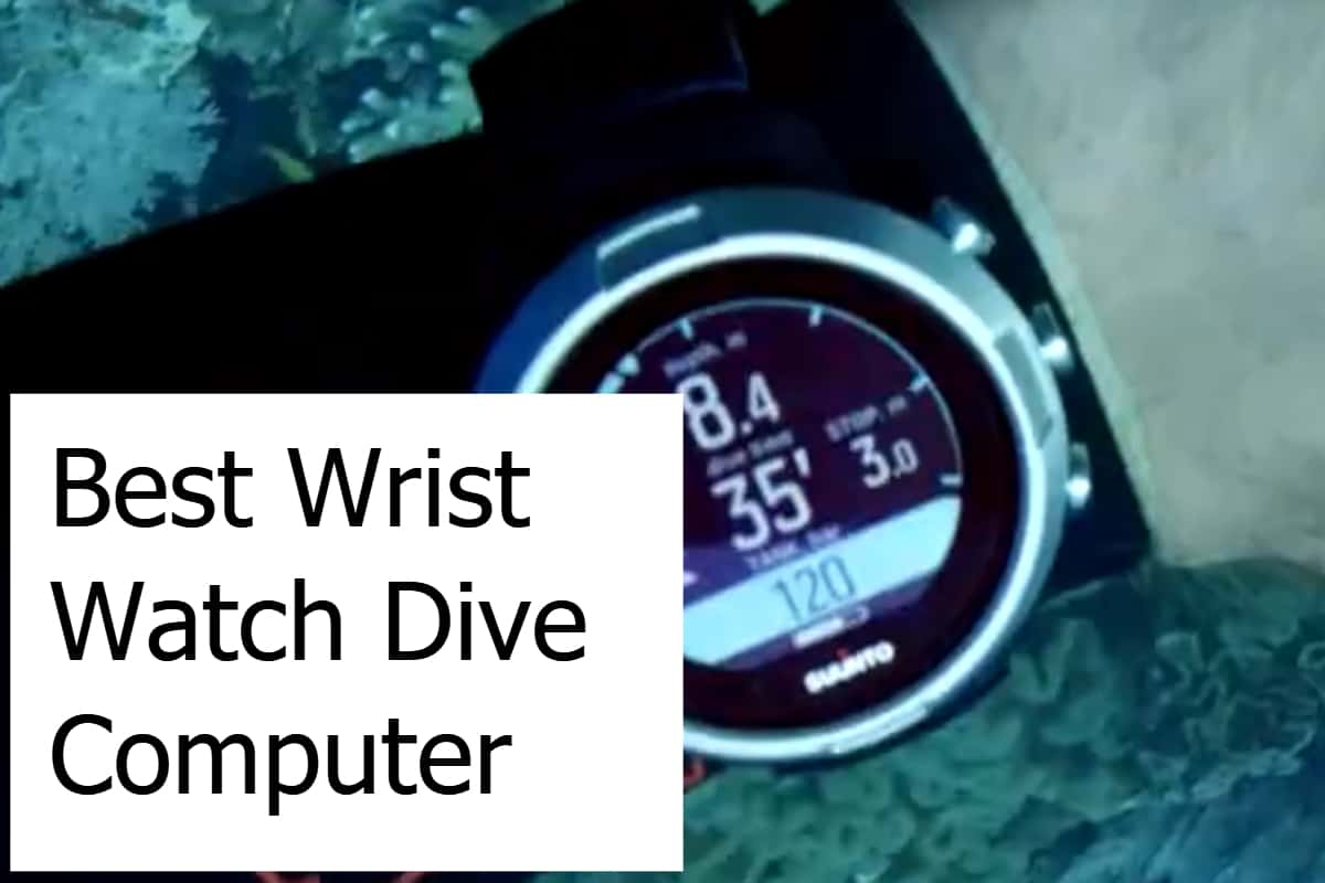 Shearwater Teric vs. Suunto D5 vs. Garmin Descent Mk1 – Best Wrist Watch Dive Computers