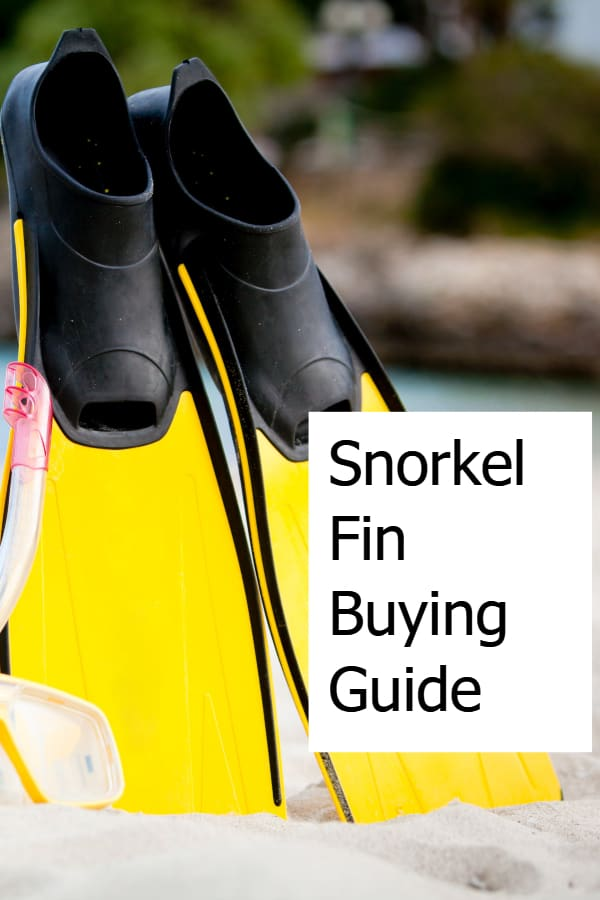 Snorkel Fin Buying Guide - Pin