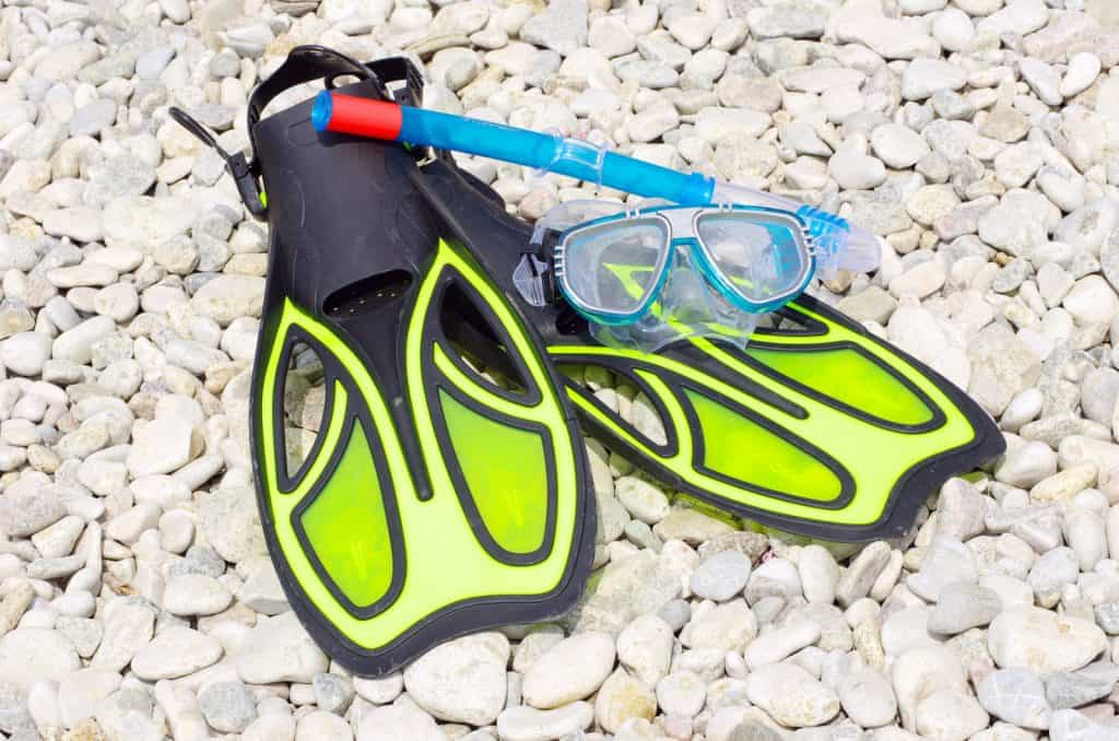 Top rated snorkel flippers