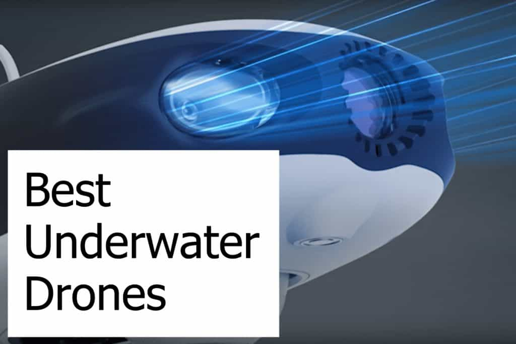 Underwater drones - What are they and how good are they?