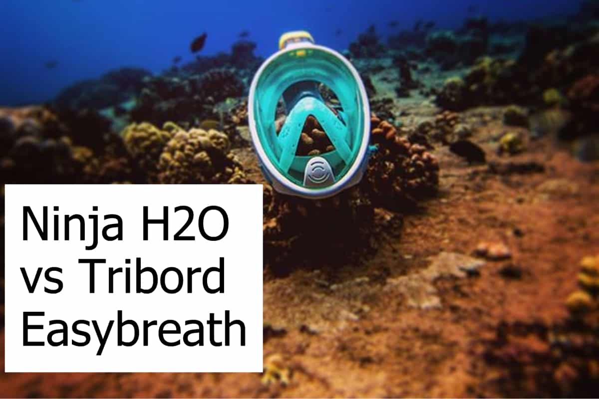 Comparing the Tribord Easybreath and Ninja H2O