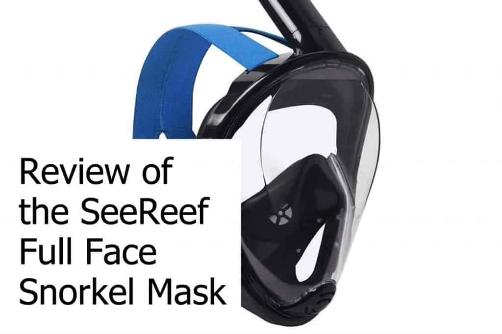 SeeReef Full Face Snorkel Mask Review