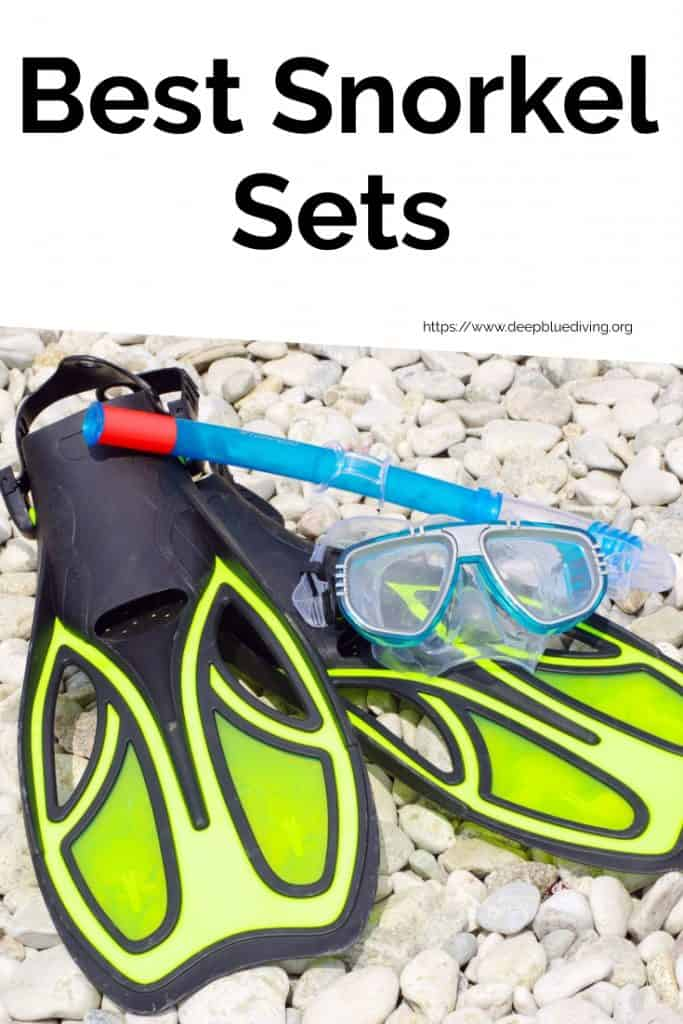 Finding the best snorkeling combinations and set
