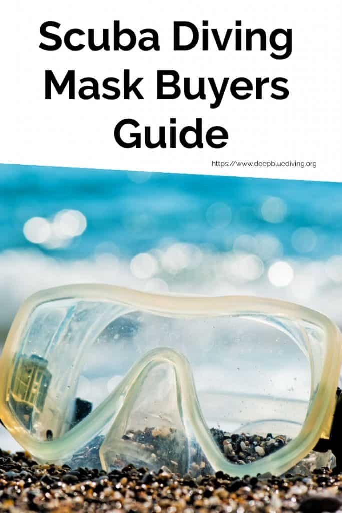 Scuba Diving Mask Buying Guide
