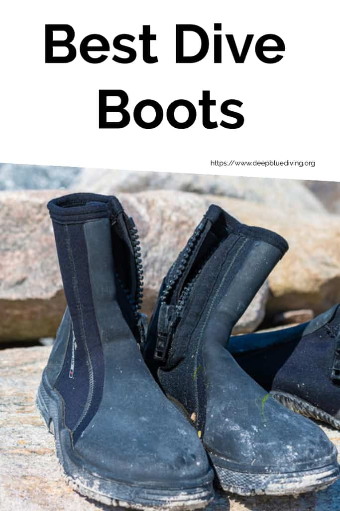 How to find the best dive boots