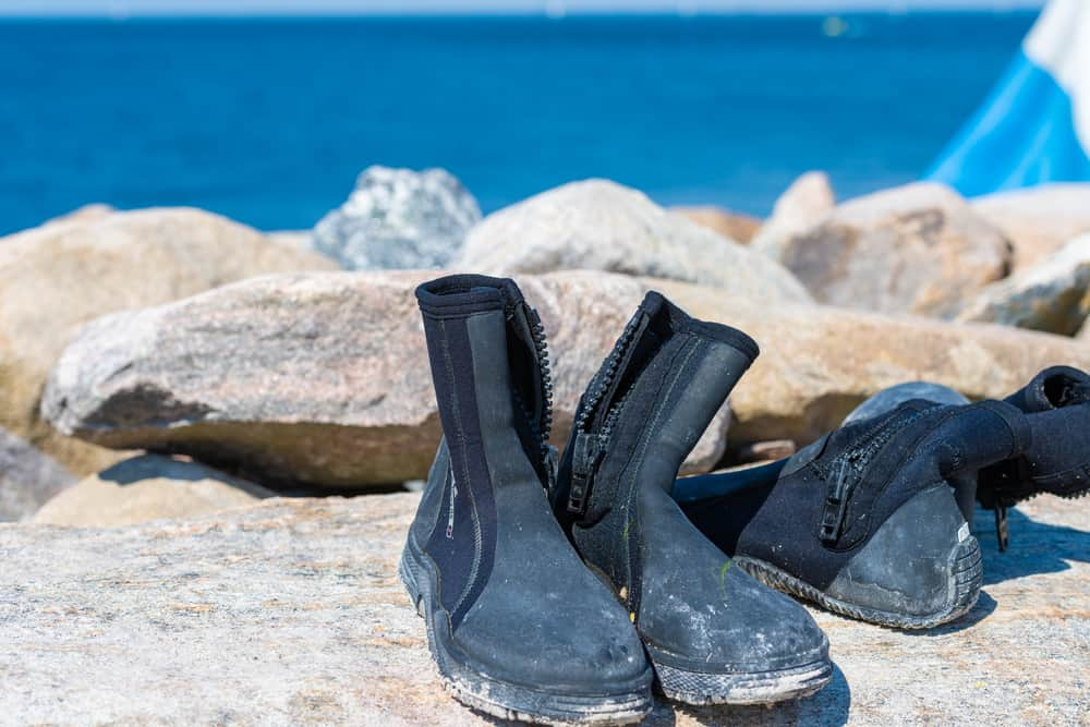 Considerations and buying guide for Scuba dive Booties