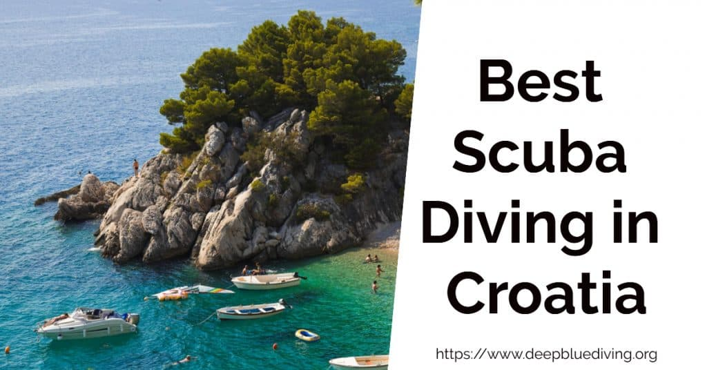 Best Scuba Diving in Croatia